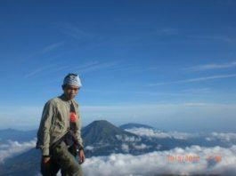 Puncak Buntu Gunung Sumbing