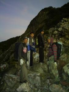 pendakian-gunung-welirang-summit Puncak Welirang