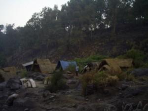 Pendakian Gunung welirang_pondokan