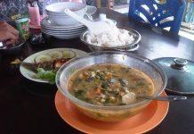 Kapurung Makanan Khas Kampung Bugis