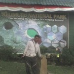Selamat Datang di Taman Nasional Kelimutu Ende
