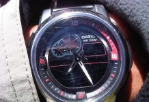 Jam Tangan Outdoor - Casio AQLF 102 AW