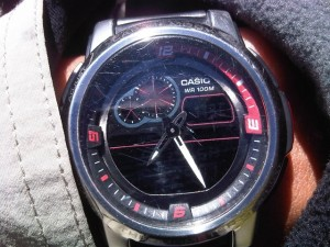 Jam Tangan Outdoor Casio AQF 102W