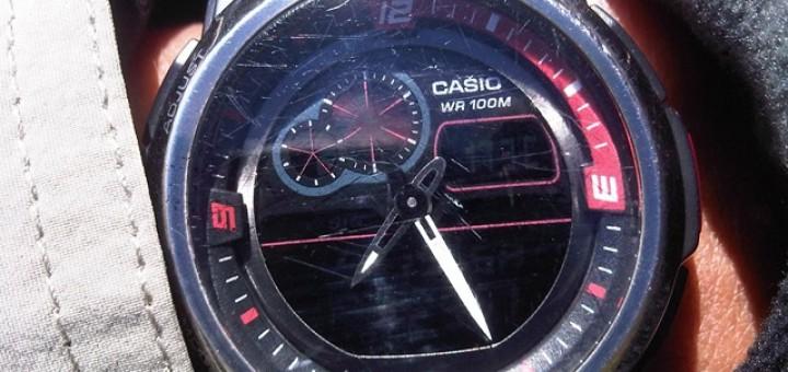 Jam Tangan Outdoor - Casio AQLF 102 AW