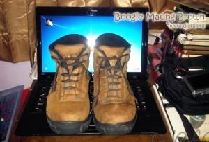 Sepatu Gunung Boogie Maung