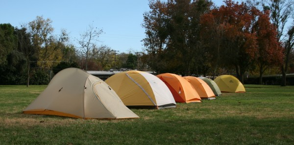 Tenda naik gunung
