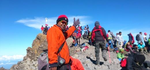 Jalur Pendakian Gunung Rinjani via Lombok Tengah