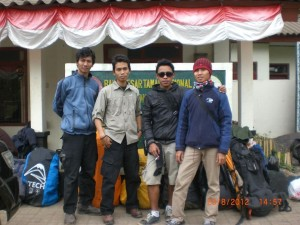 Base Camp Ranu Pane TNBTS