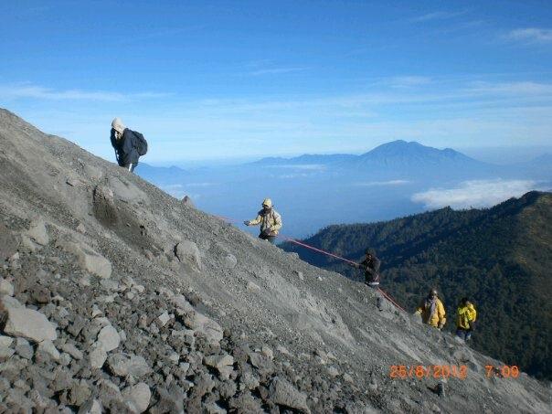 #PendakianGunungSemeru Menggapai Mahameru