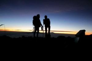 #PendakianGunungSemeru Menjemput Sunrise Mahameru