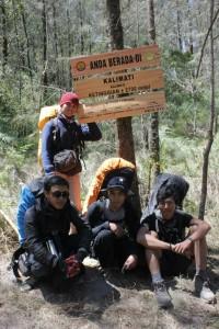 #PendakianGunungSemeru Camp Terakhir Kalimati
