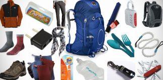 Perlengkapan dan Peralatan Wajib Mendaki Gunung
