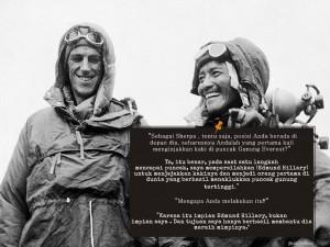 Pendaki Pertama yang sukses mencapai puncak everest edmund-hillary-tenzing-norgay