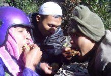Menu Makanan Sehat Cepat Naik Gunung