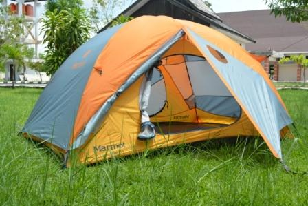 Review Tenda Gunung Marmot Lime Light 3p