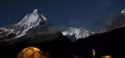 Menaklukkan Puncak Meru Himalaya