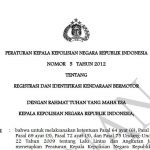 perkap-no-5-tahun-2012-tentang-regident-kendaraan-bermotor