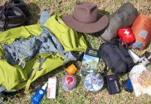 Peralatan Pendakian Ultralight Hiking