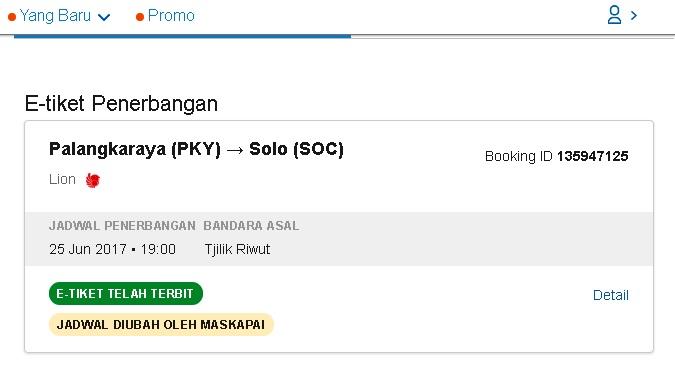 Perubahan Status Tiket perubahan jadwal penerbangan traveloka-2