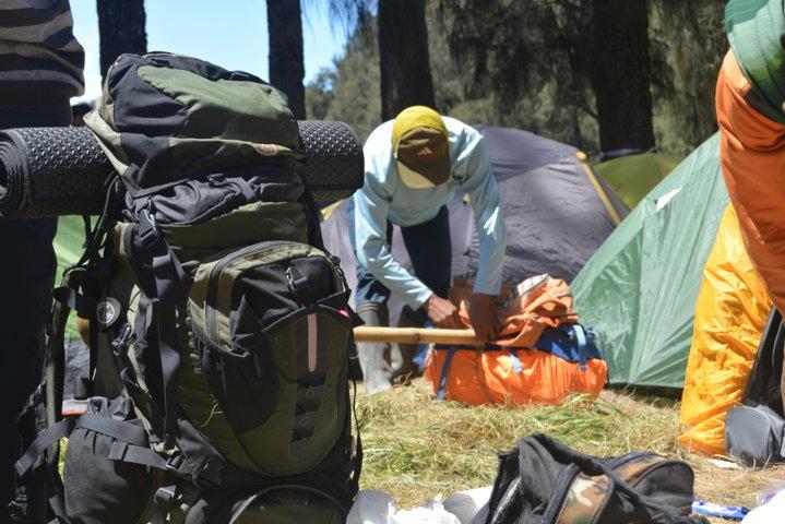 Perlengkapan Pendakian Solo Harus Safe dan bisa diandalkan