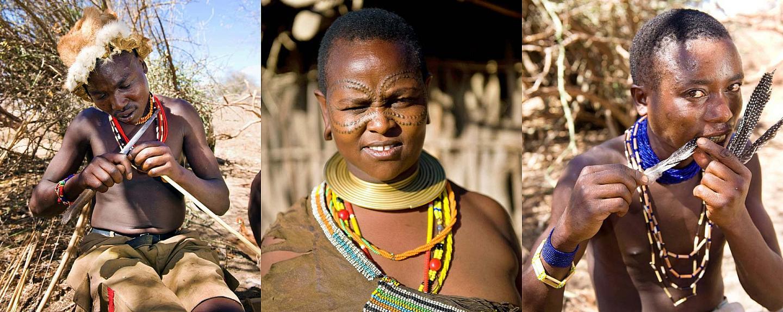 Suku-suku Kalimanjaro. Credit africanmeccasafaris.com
