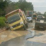 Ganti Rugi kecelakaan Karena Jalan Rusak