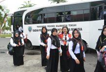 Latsar CPNS Golongan II dan III Provinsi Kalimantan Tengah Tahun 2019