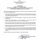 Jadwal Seleksi CPNS 2019 Resmi diumumkan